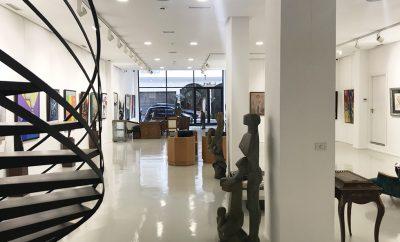 Galerie d'art au triangle d'or