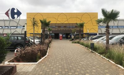 Exposition Outdoor, Carrefour Sidi Maarouf